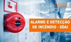 Alarme e Detecção de Incêndio