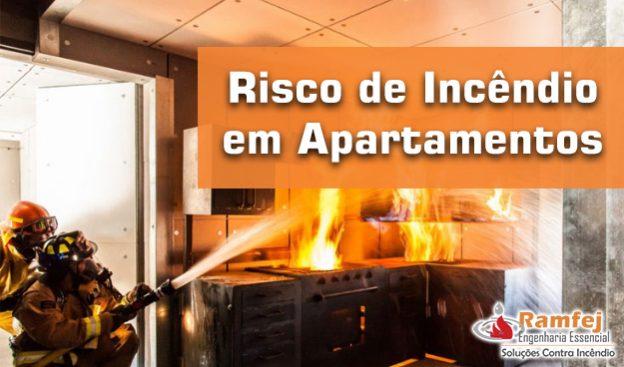 Risco de Incêndio em Apartamentos