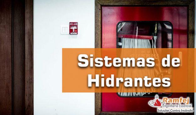 Sistemas de Hidrantes