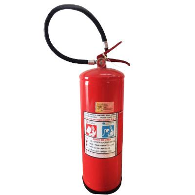 Extintor Pó Químico B/C