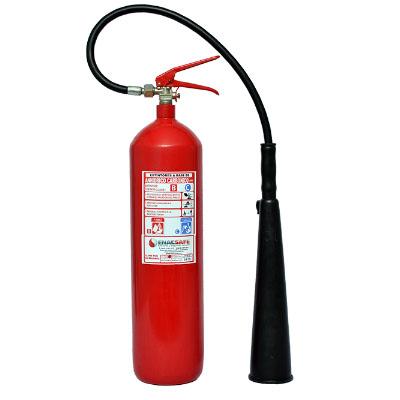 Extintor Dióxido Carbônico