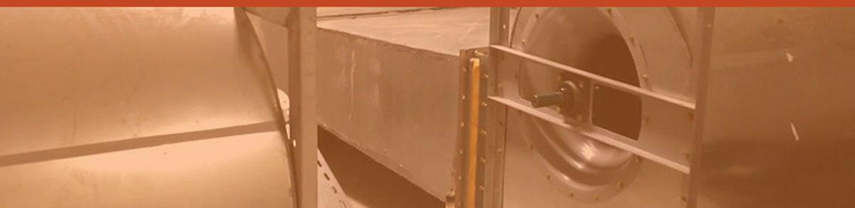 Soluções Escadas Pressurizadas Ramfej