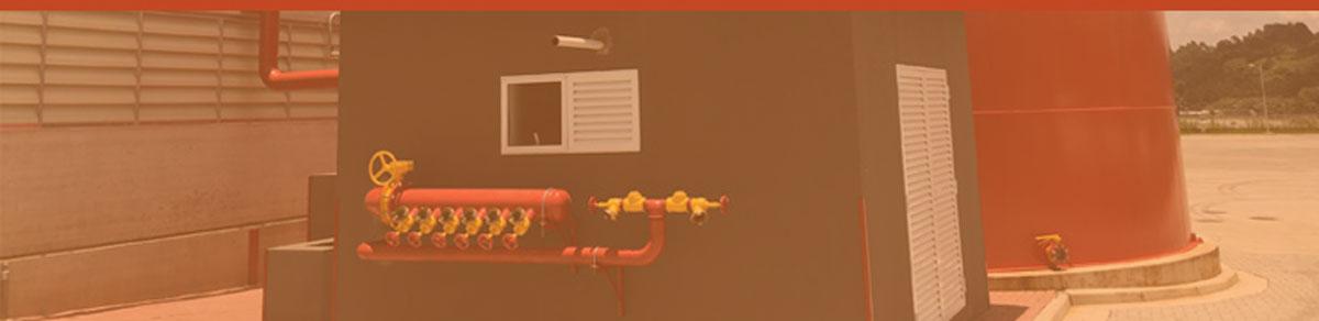 Soluções Sistemas de Hidrantes Ramfej
